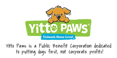 Yitto Paws is proud to be different. We're a Public Benefit corporation and money isn't why we come to work!