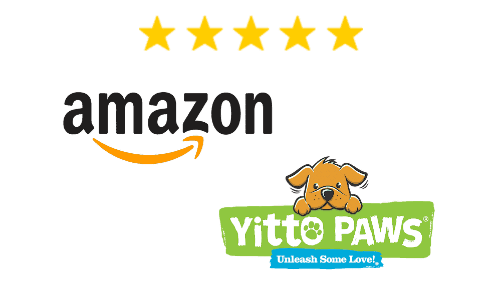 Help Yitto Paws by sharing a review online
