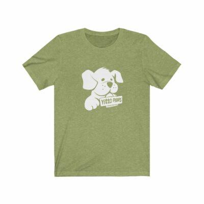 Yitto Paws — Unisex, 100% Cotton Tee
